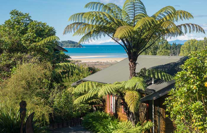 Abel Tasman Accommodtion in Mārahau