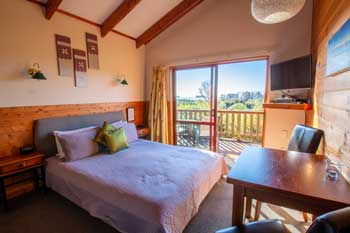 Studio accommodation in Mārahau, the gateway to the Abel Tasman