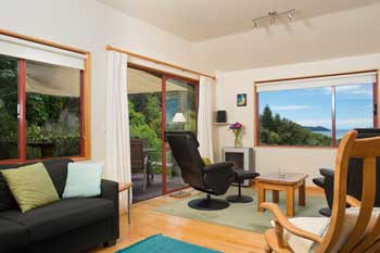 Premium one bedroom accommodation next to the Abel Tasman
